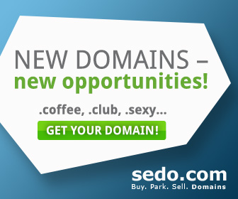Sedo New Opportunity