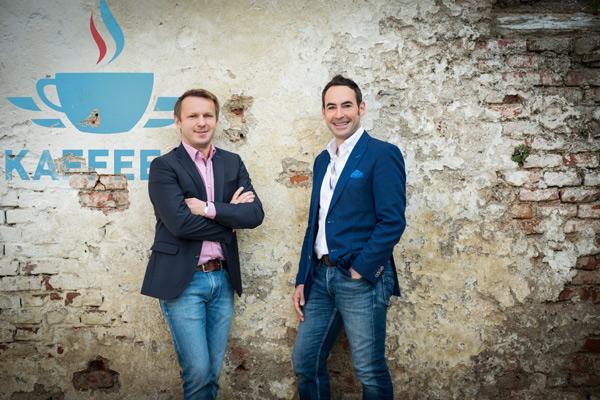 Kaffee.de - Andreas Goclik und Oliver Pflueger