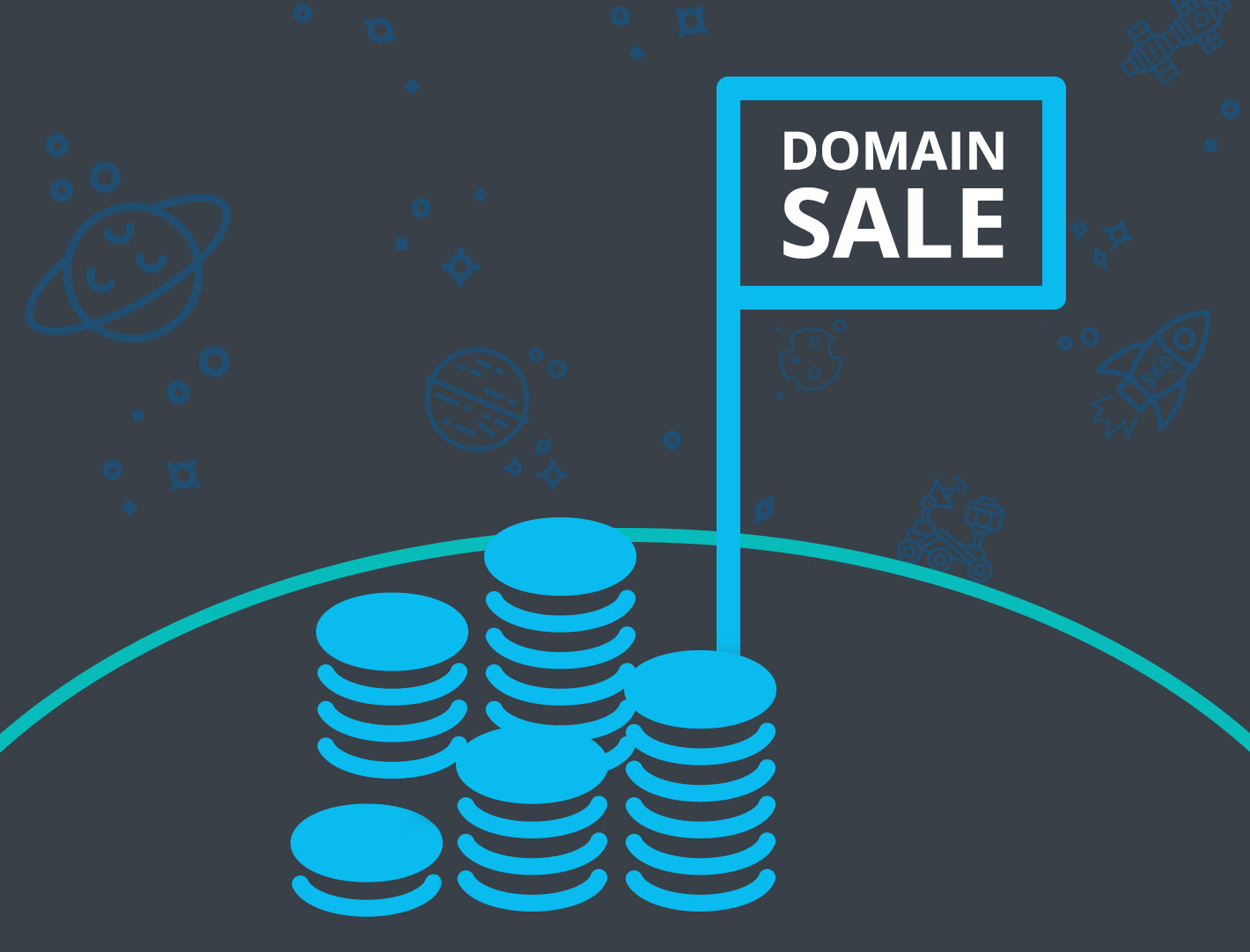 Farewell Minimum Fee | Sell Domains without a minimum fee