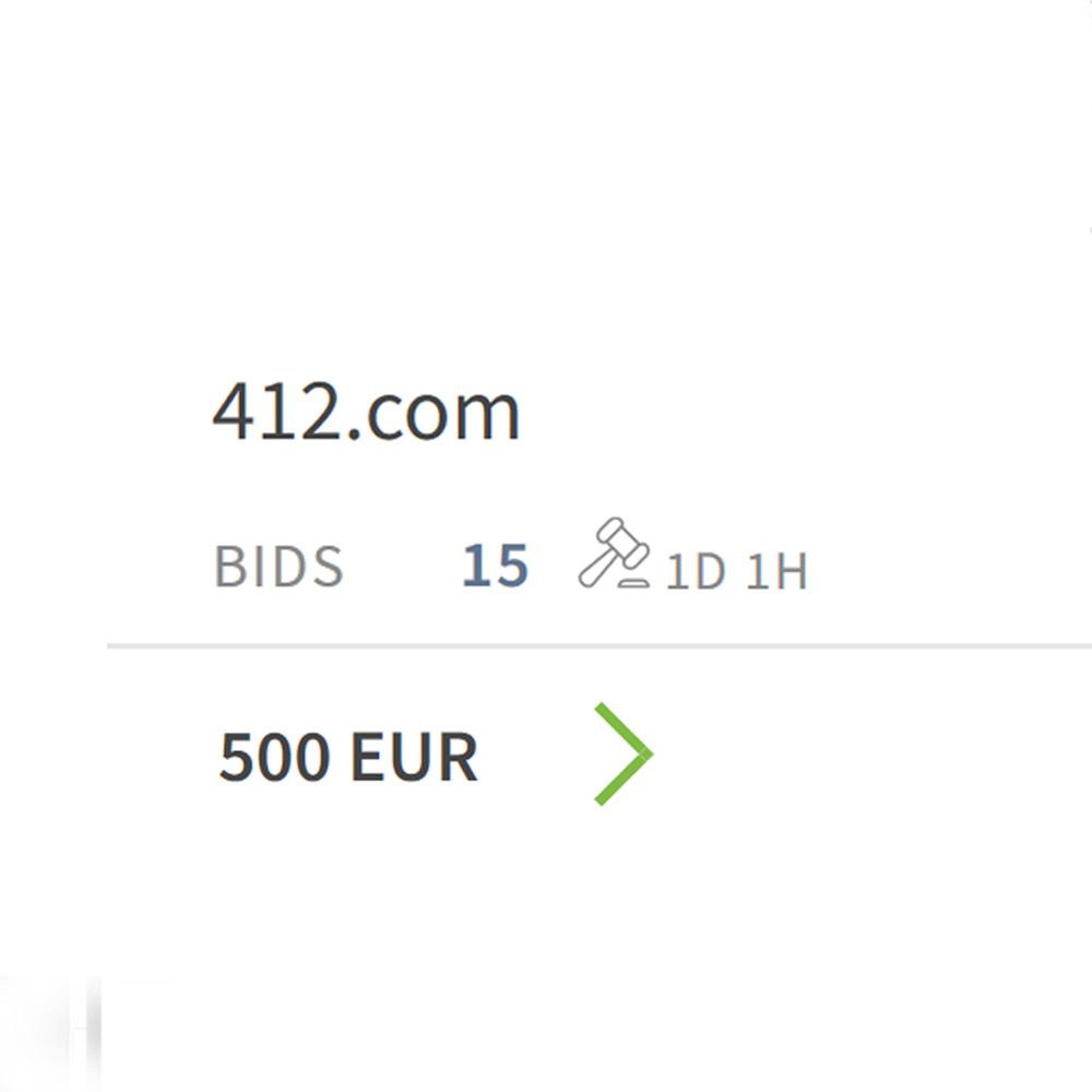 Screenshot Auction